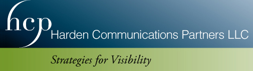 Harden Communications Partners Retina Logo