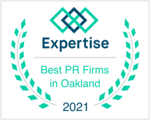 Harden Partners Rated One of the Best PR Firms in Oakland by Expertise